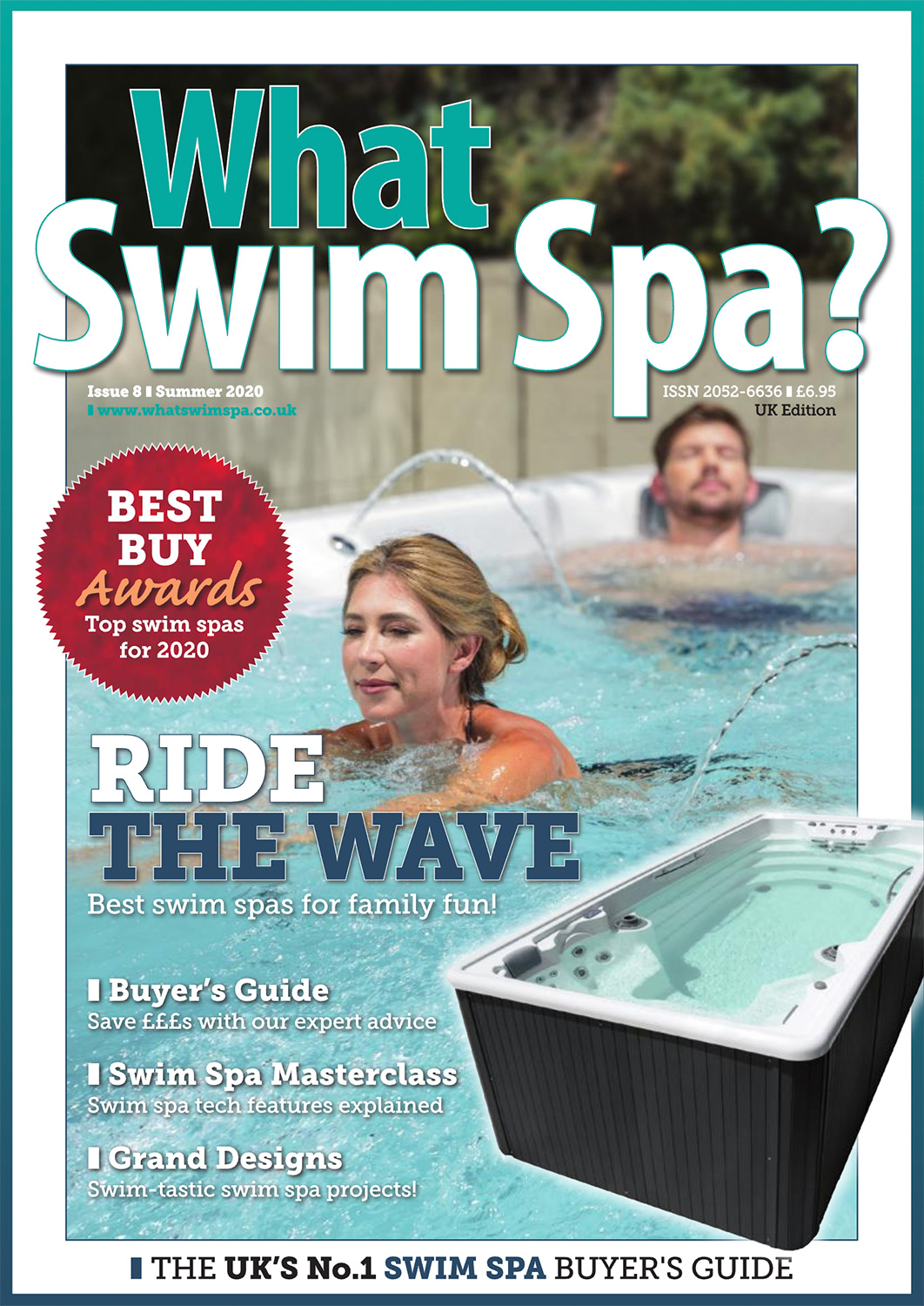 WhatSwimSpa? Magazine Summer 2020
