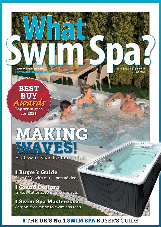 WhatSwimSpa? Magazine Summer 2021